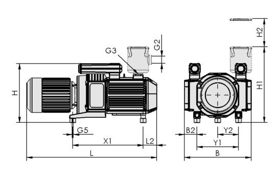 EVE-TR 250 AC3 IE3-TYP1 F