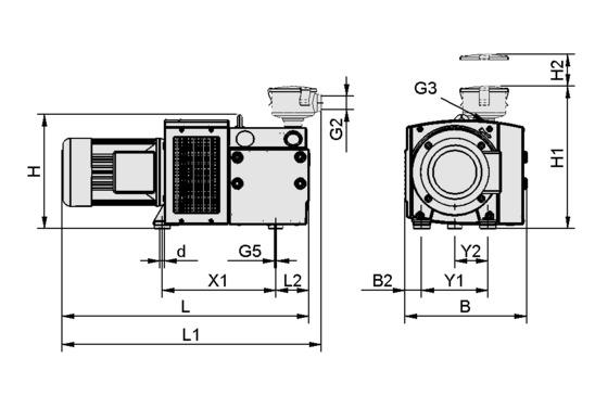 EVE-TR-X 100 AC3 IE3-TYP1