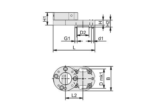 MOD-FLAN 108x63x13 ECBPi