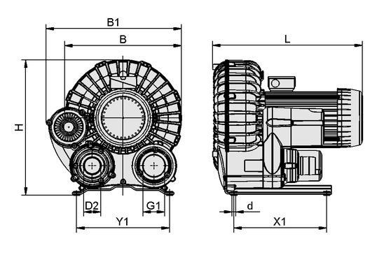 SB 305 400 4.8 IE3-TYP4