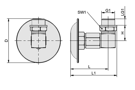 FAS 56x47.5 G3/8-AG EMVP-10