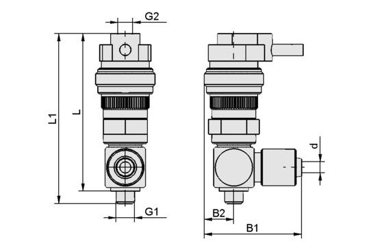 EMV 3 24V-DC 2/2 NC K-2P