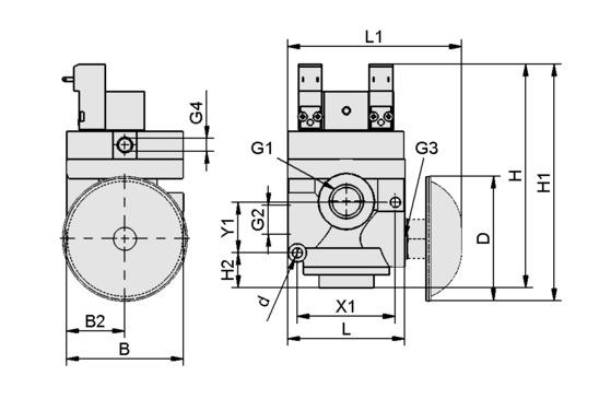 EMVP 15 24V-DC 3/2 IMP