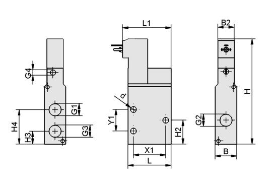 EMVP 8 24V-DC 3/2 NC