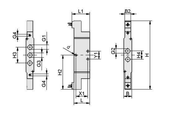 EMVP 8 24V-DC 5/2 IMP