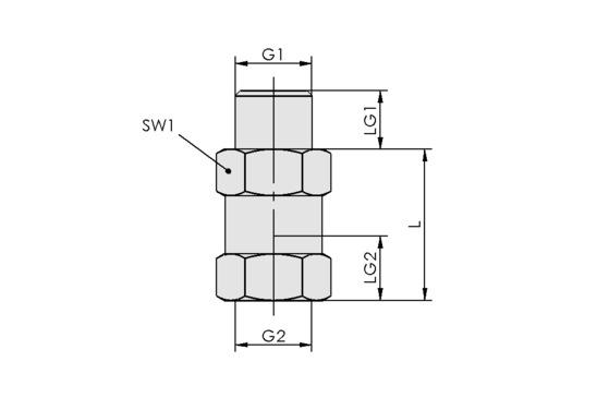 SVK G3/8-IG