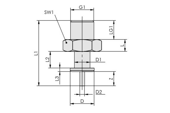 TVN G1/8-AG 6.5 N008