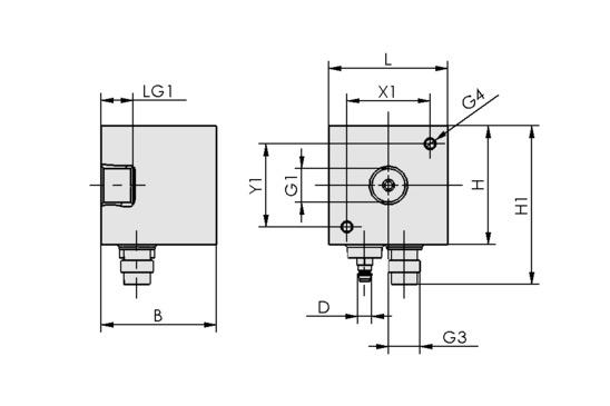 VS-V-W-D NPN M8-4