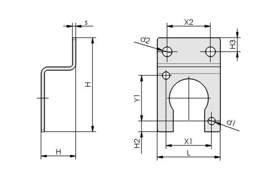 BEF-WIN 16x43.5x29 1.5 VS