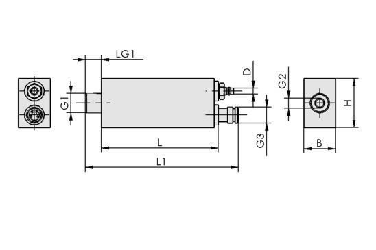 VS-V-D-PNP M8-4 C
