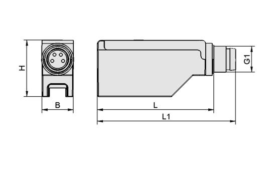 VS-P10-AH-T-PNP M8-4 S