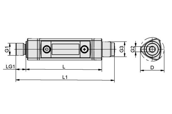 VSi P10 D M8-4