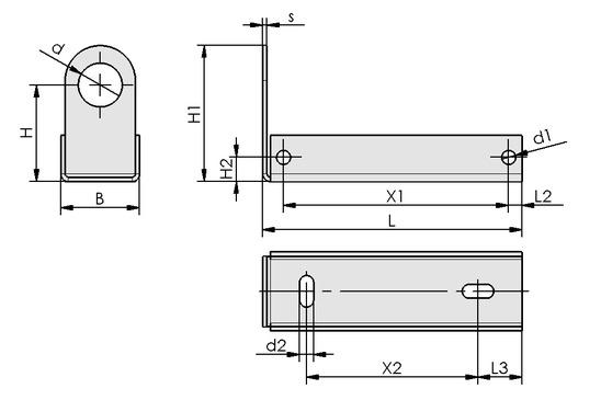 BEF-WIN 21x22x39 1.5 VSi-M8