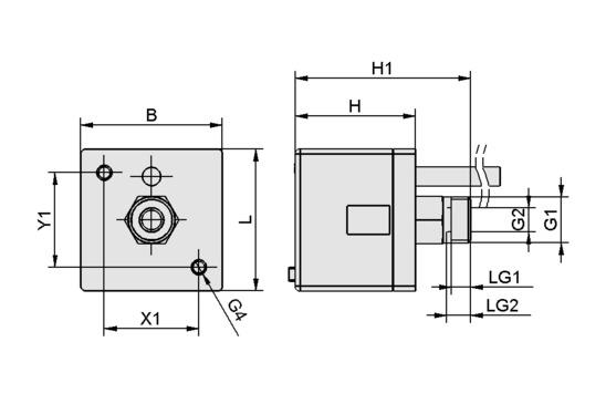 VS-P10-W-D PNP K 3C-D