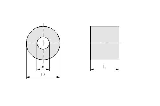 FILT-EINS 15 27x23 A2 VF-1/4-Draht