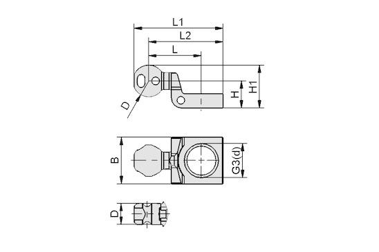 HT-FST A5 42 M30x1.5