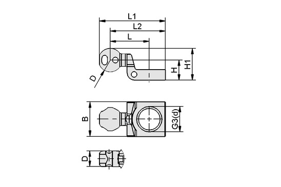 HT-FST A2 42 M30x1.5