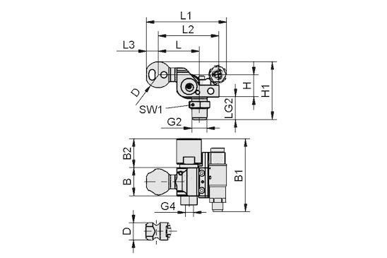 HT-SG A5 I 10 31 G3/8-AG AV VS