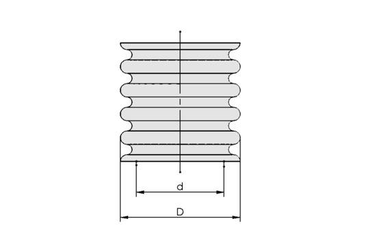 VSL 71-60 PVC-DS