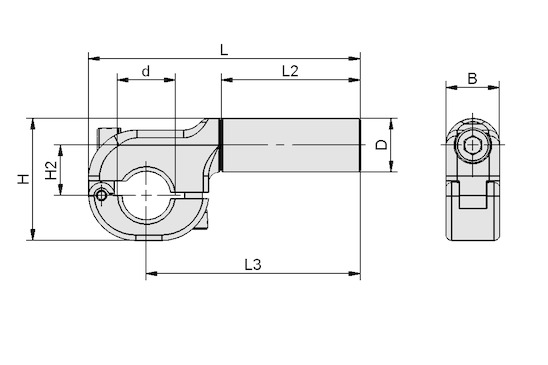 SXT-CL-EXT-A5-110-M25