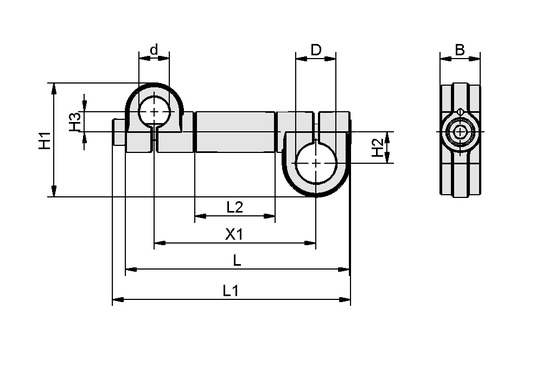 SXT-CL-EXT-D25-250-F40