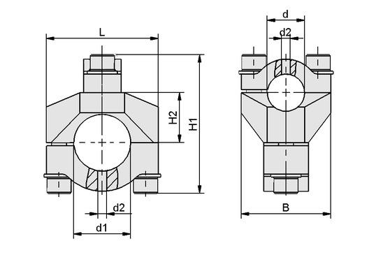 SXT-CL-X-MOD-25-25.4-1IN