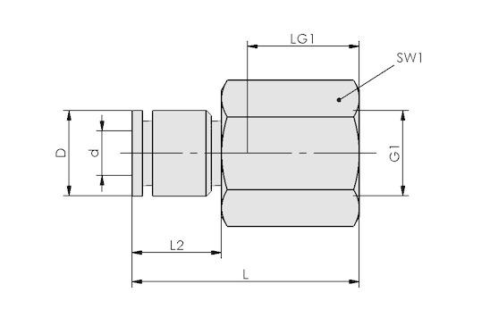 STVI-GE G1/8-IG 6