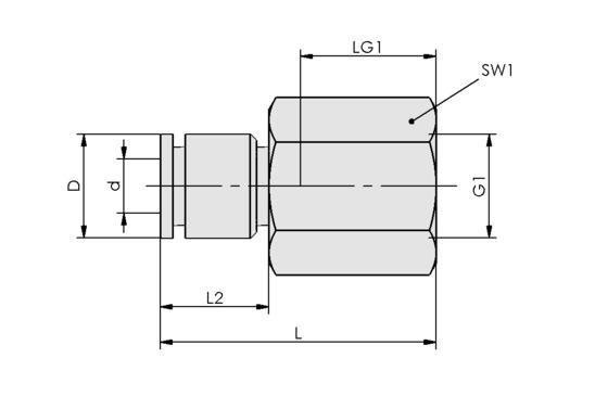 STVI-GE G1/4-IG 8
