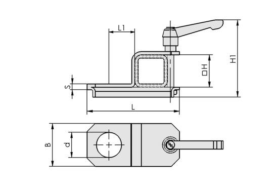 HTR-STS 40x40 D30 WI