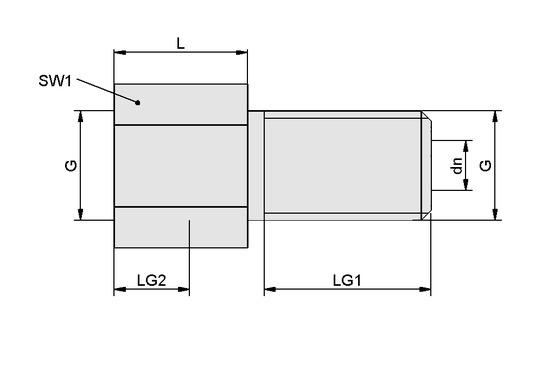 VRL-S G1/4x18 MS-V