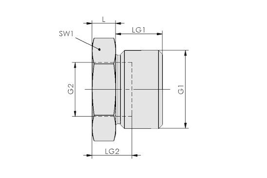 RED-STK G1-AG G3/4-IG MS-V