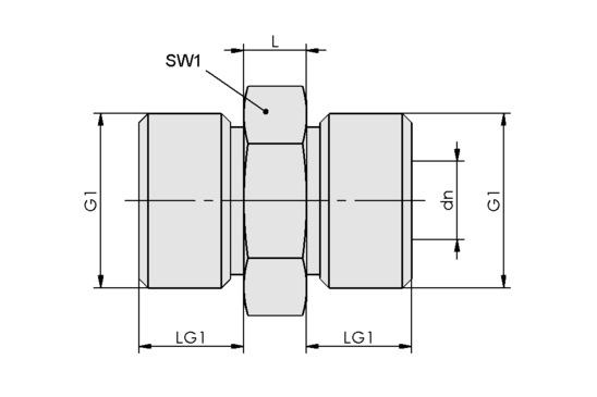DOP-NIP-S G1/8-AGx5