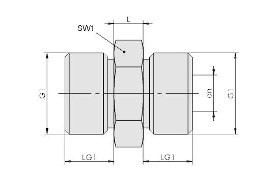 DOP-NIP-S G3/4-AGx8