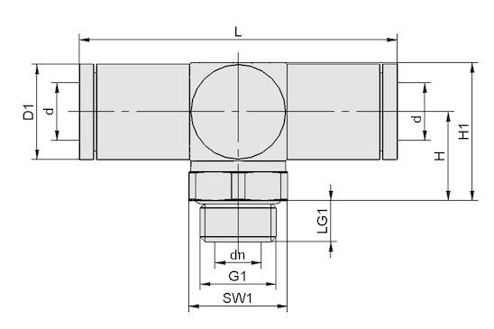 STV-T G1/4-AG 10