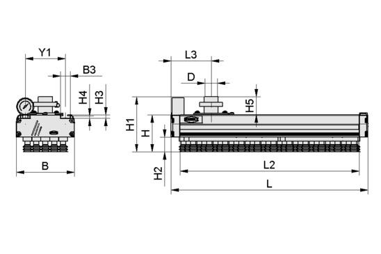 FMP-SVK 442 5R36 SPB2-20P G32