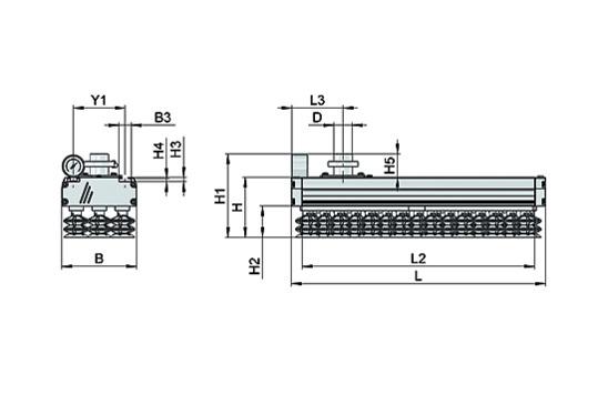 FMP-S-SVK 1432 5R36 SPB2-20P G60