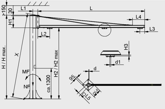 CSKS-SCH-125-5000-SRA105-2600-EL