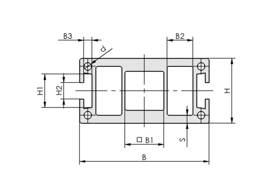 MO-PROF 80x40 2TN AL-1