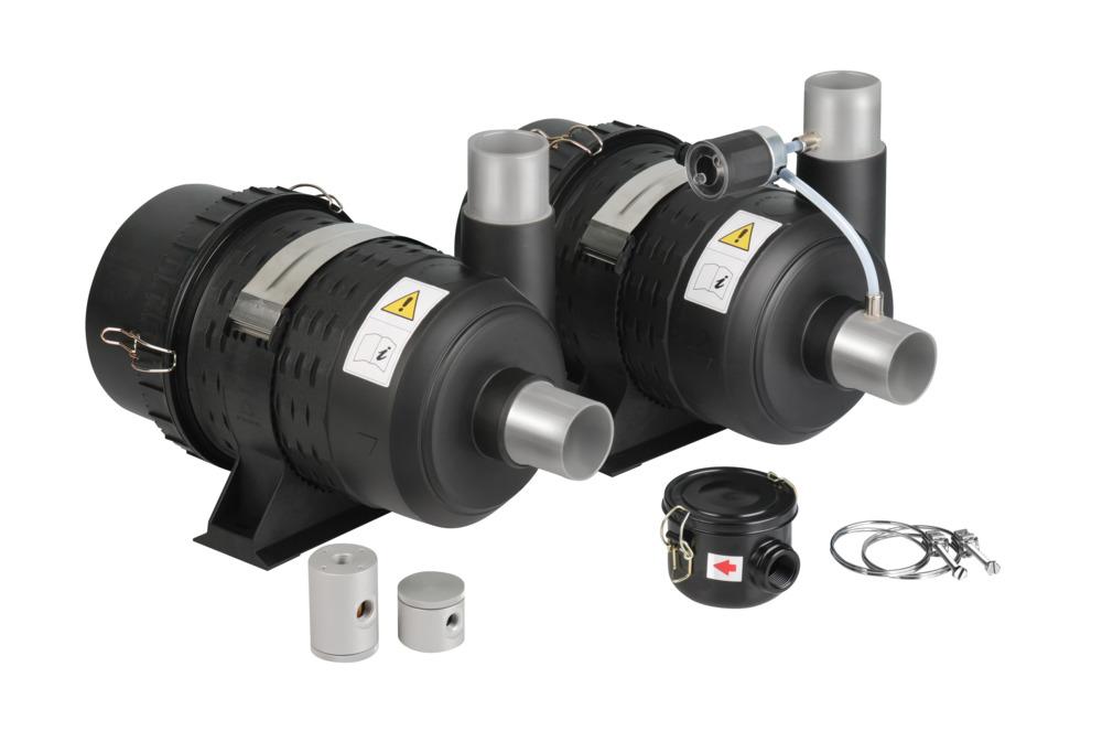 Vakuum-Filter VF / STF / STF-D