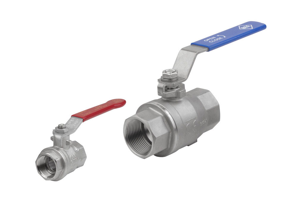 Two-Way Ball Valves KVZ