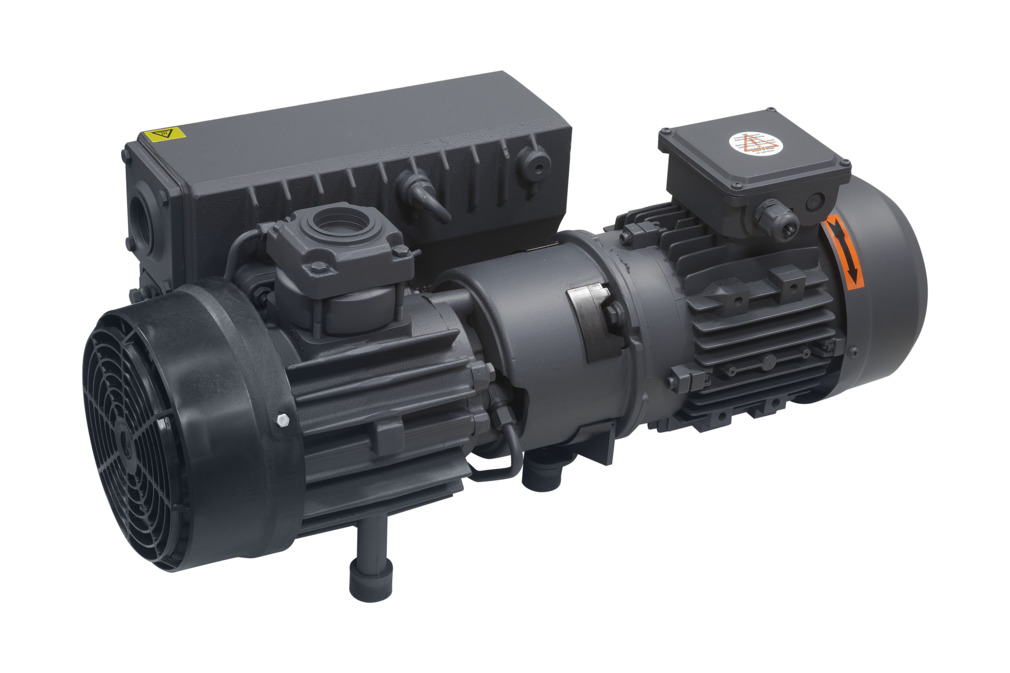 Oil-Lubricated Vacuum Pumps EVE-OG