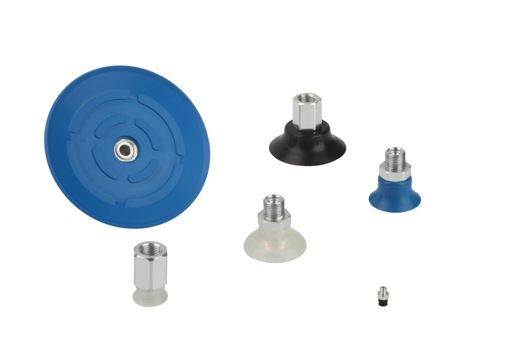 Flat Suction Cups PFYN