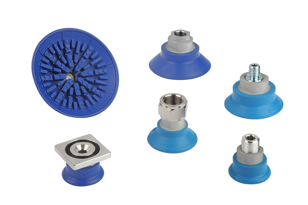 Flat Suction Cups SAF
