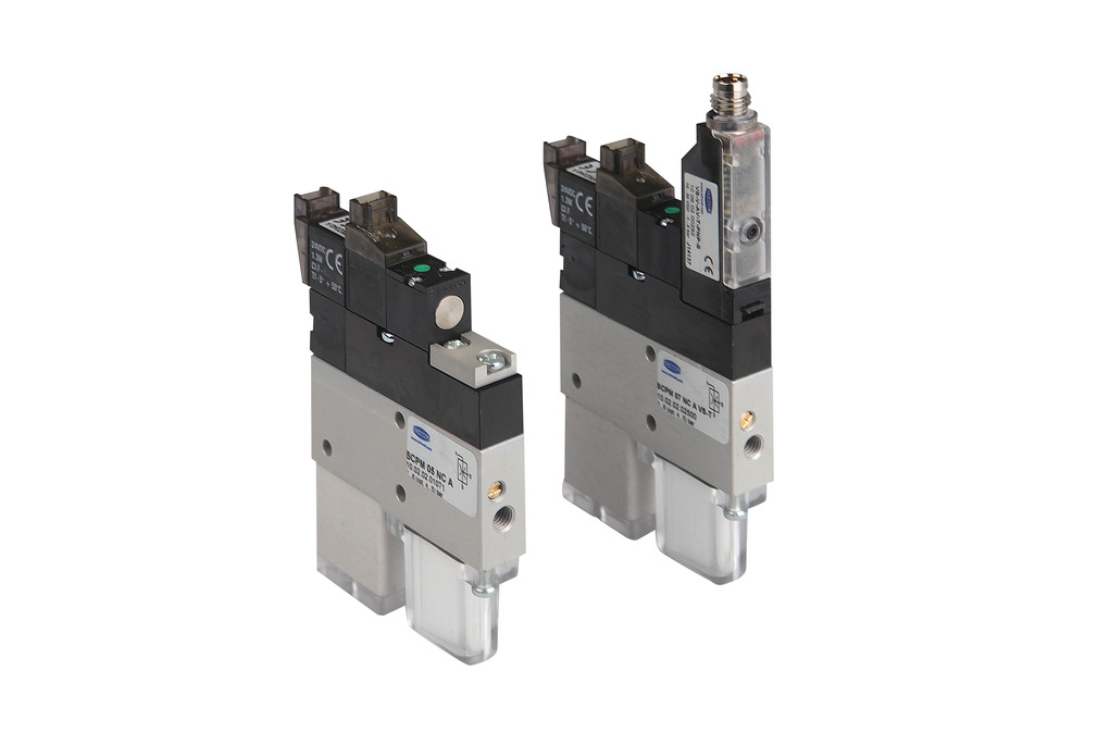 Compact Ejectors SCPM