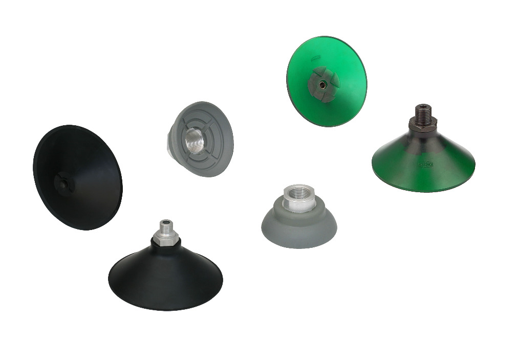 Bell-Shaped Suction Cups SGGN
