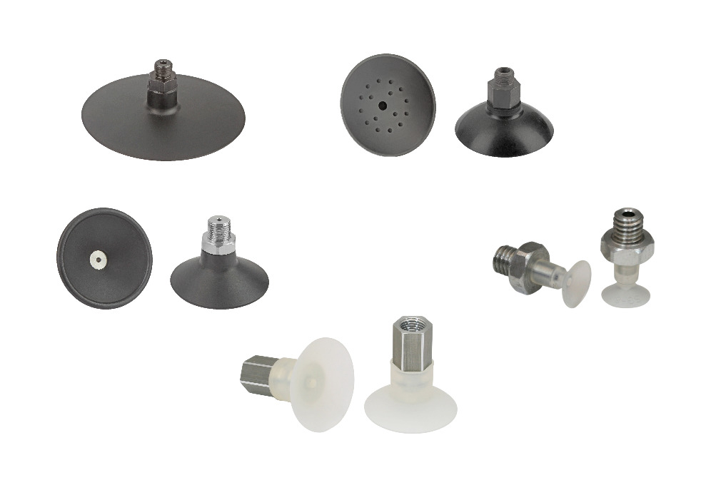 Flat Suction Cups SGPN