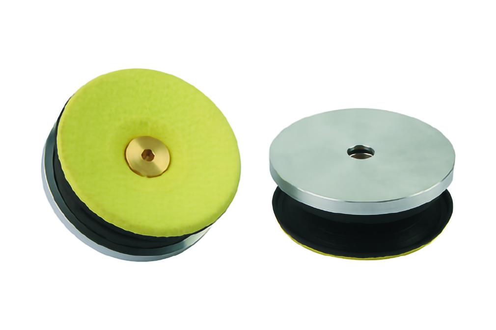 Hochtemperatur-Saugplatten SPL-HT FPM-F