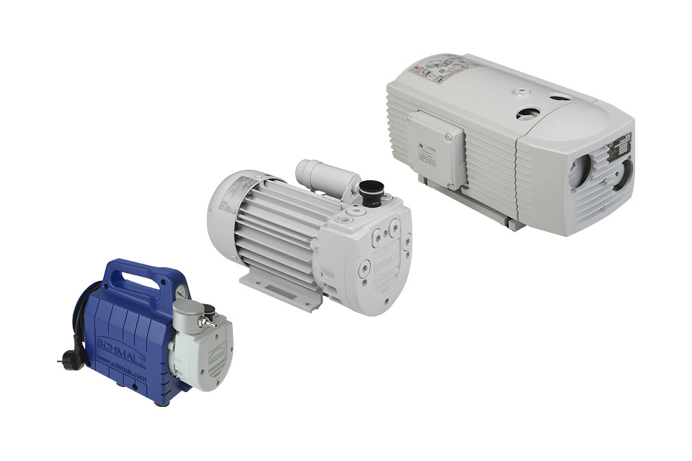 Dry-Running Vacuum Pumps EVE-TR