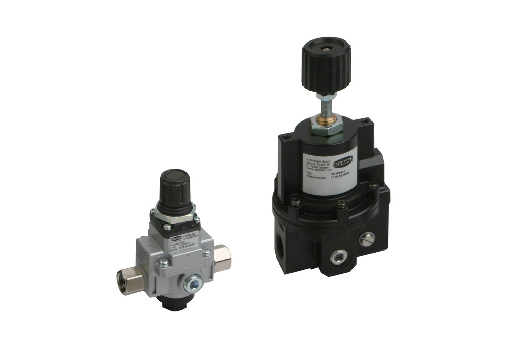 Vacuum Regulators VR
