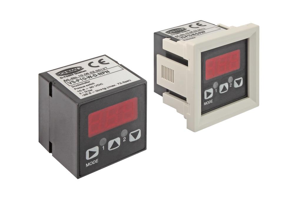 Druckschalter VS-P10-W-D